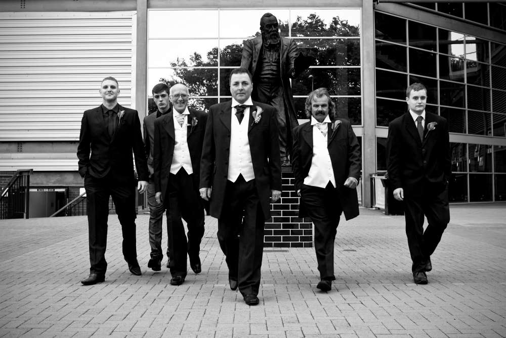 wedding photography - formal shots